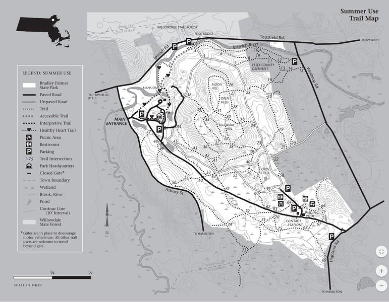 Bradley Palmer State Park