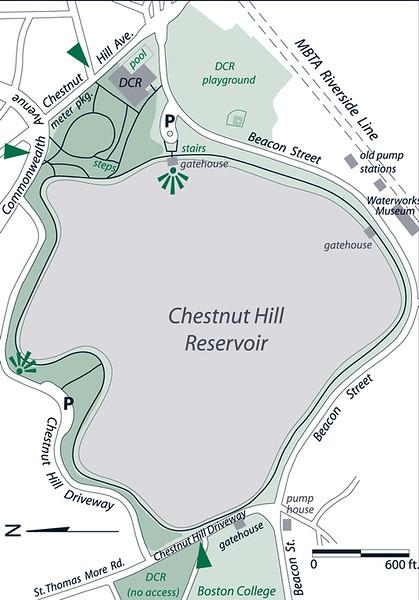 Chestnut Hill Reservation