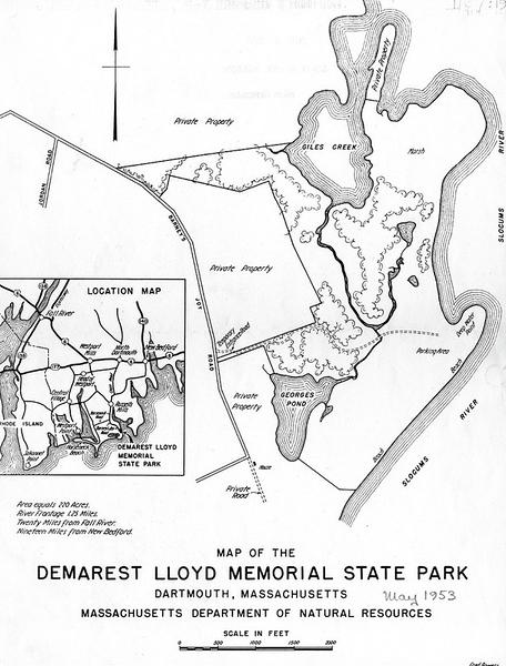 Demarest Lloyd Memorial State Park
