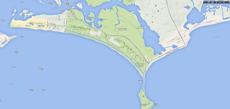 Horseneck Beach State Reservation