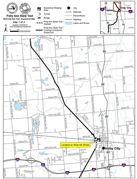 Polly Ann State Rail Trail (Section 1)