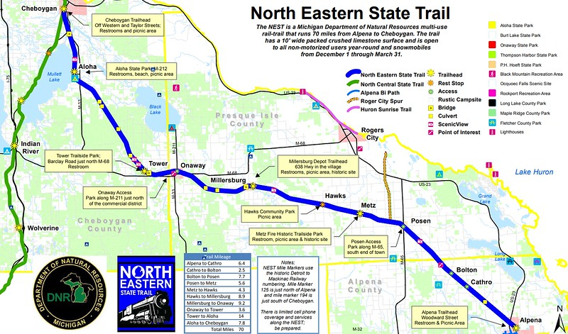 North Eastern State Trail