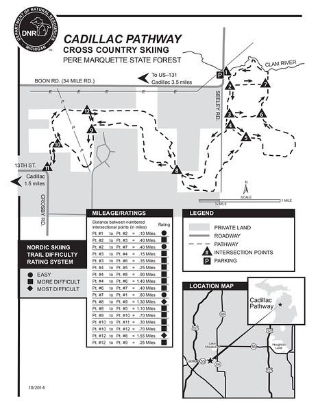 Cadillac Pathway