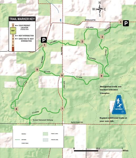Wildwood Hills Pathway