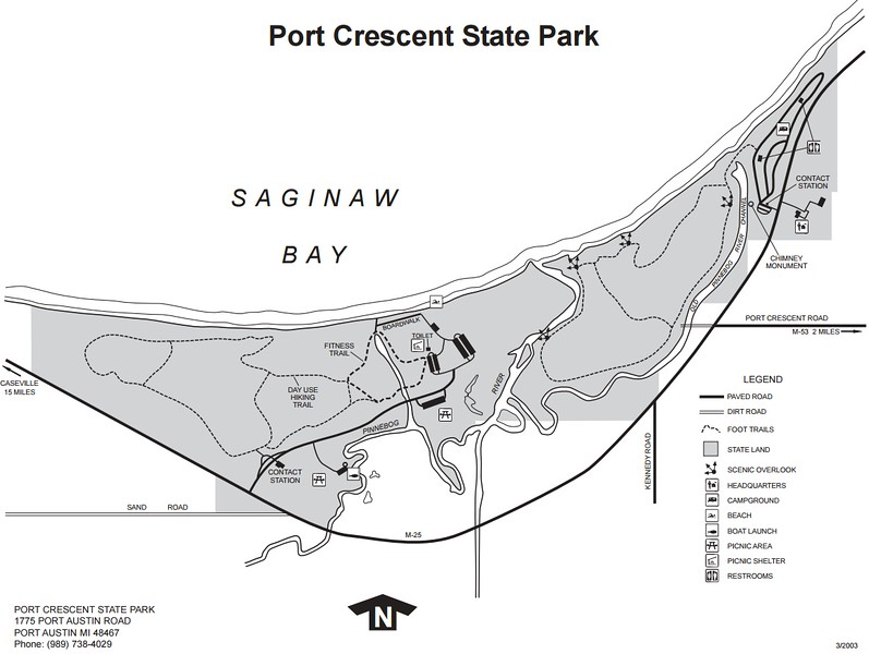 Port Crescent State Park