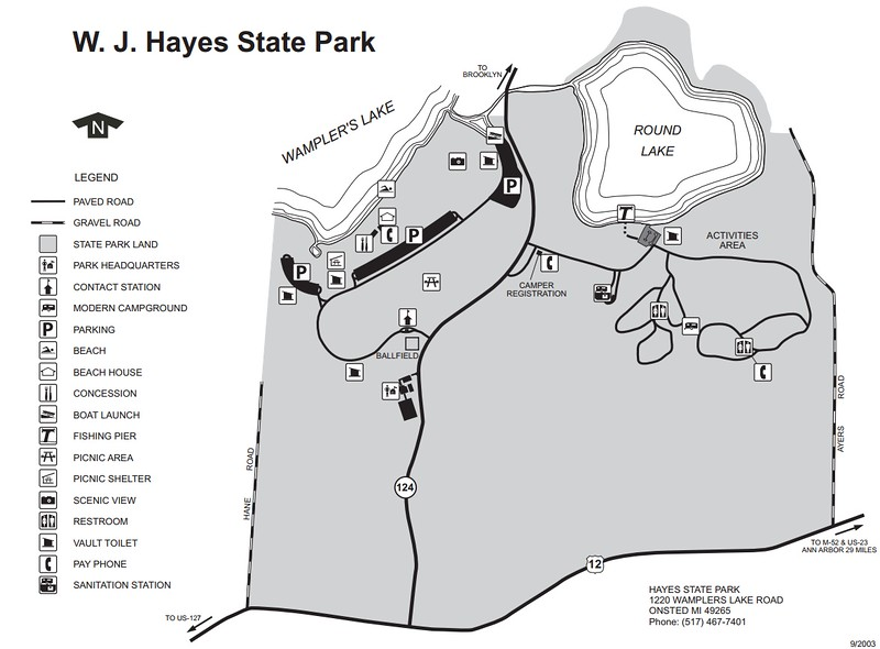 W.J. Hayes State Park