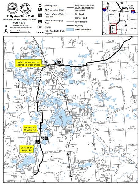 Polly Ann State Rail Trail (Section 4)