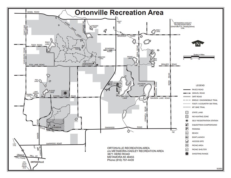 Ortonville Recreation Area
