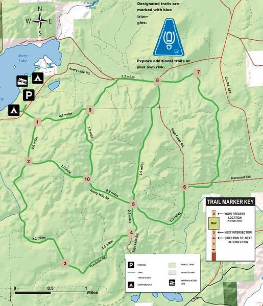 Big Oaks Equestrian Trail & State Campground