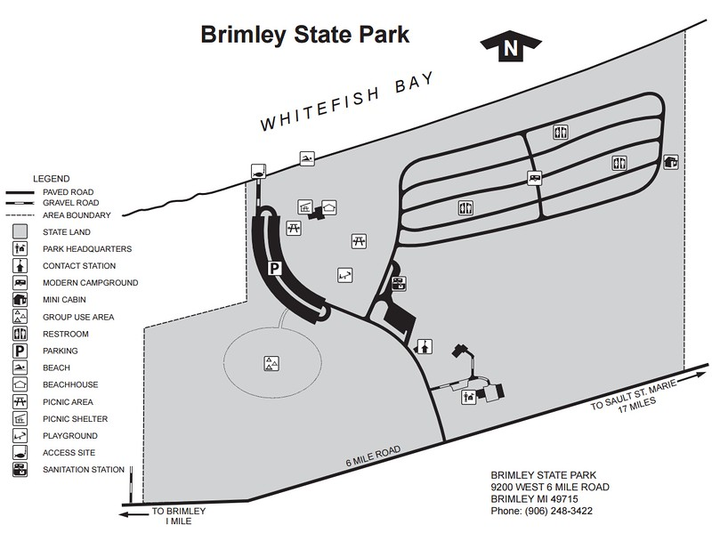 Brimley State Park