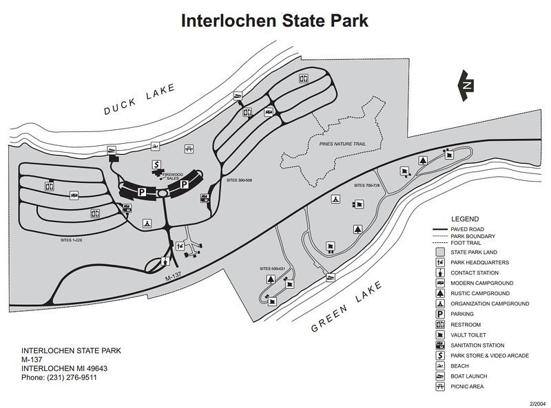 Interlochen State Park
