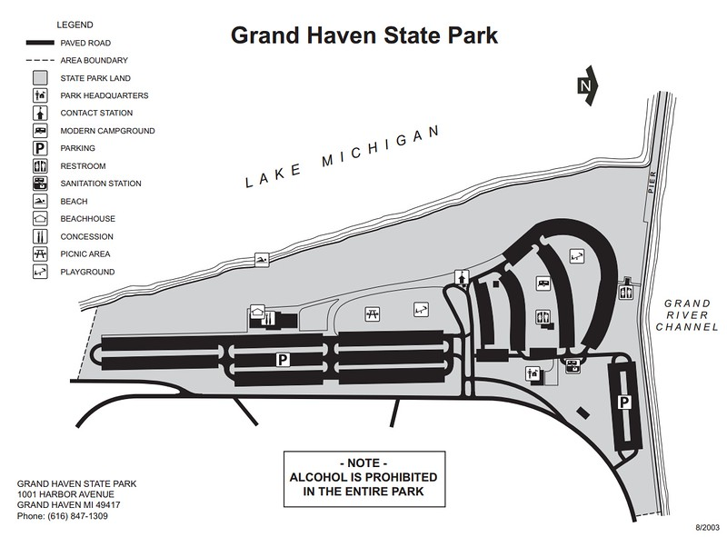 Grand Haven State Park