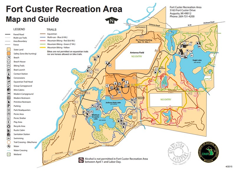 Fort Custer Recreation Area