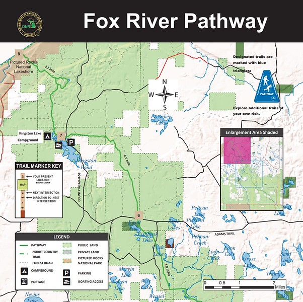 Fox River Pathway (North Section)
