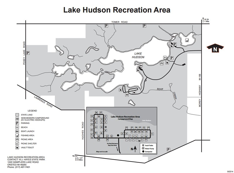 Lake Hudson Recreation Area