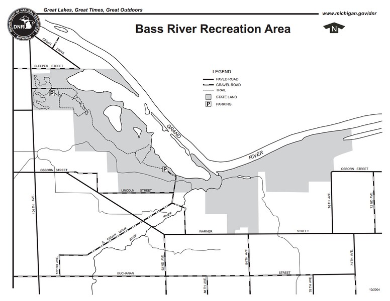 Bass River Recreation Area