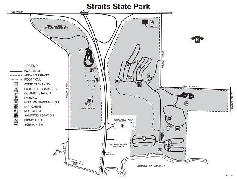 Straits State Park