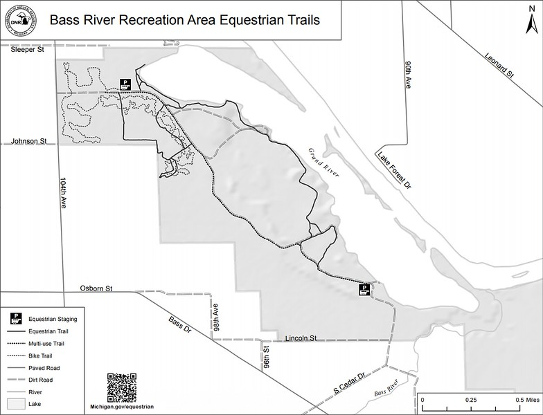Bass River Recreation Area (Equestrian Trails)