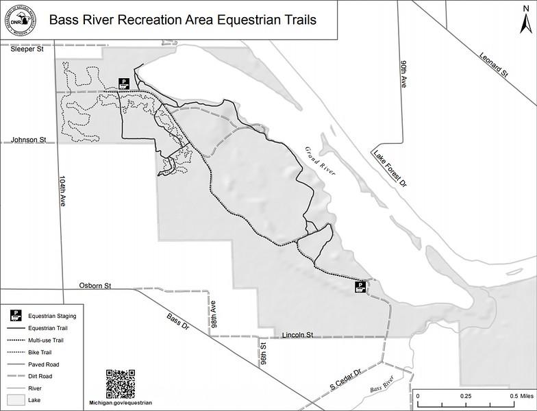 Bass River Recreation Area (Equestrian Trails)