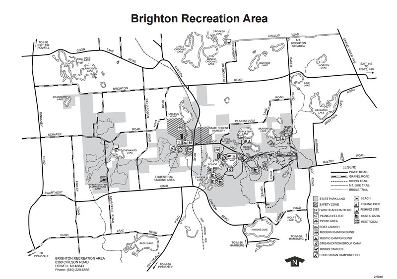 Brighton Recreation Area