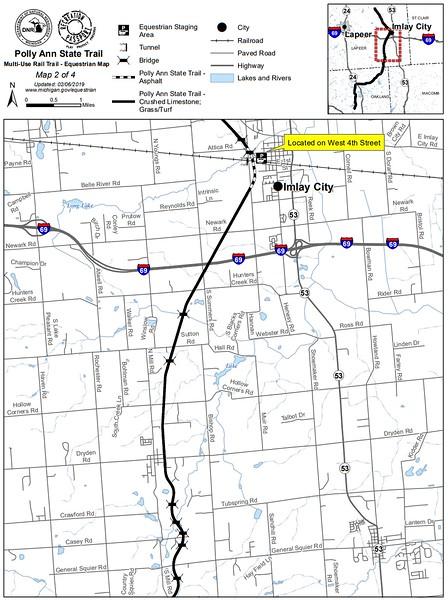 Polly Ann State Rail Trail (Section 2)