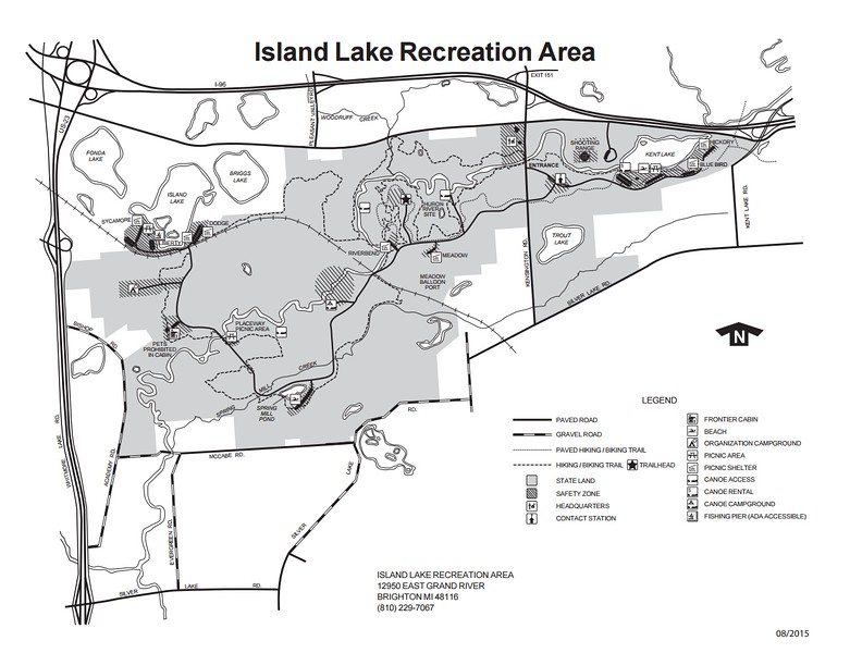 Island Lake Recreation Area