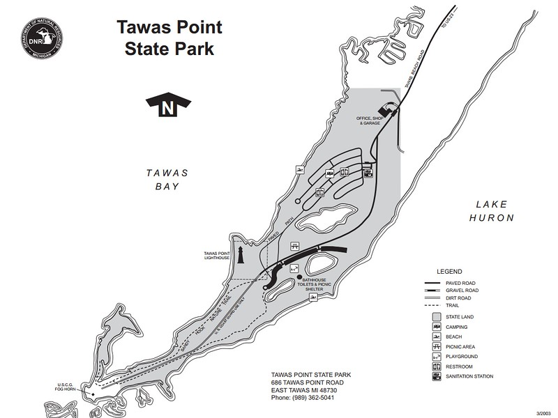 Tawas Point State Park