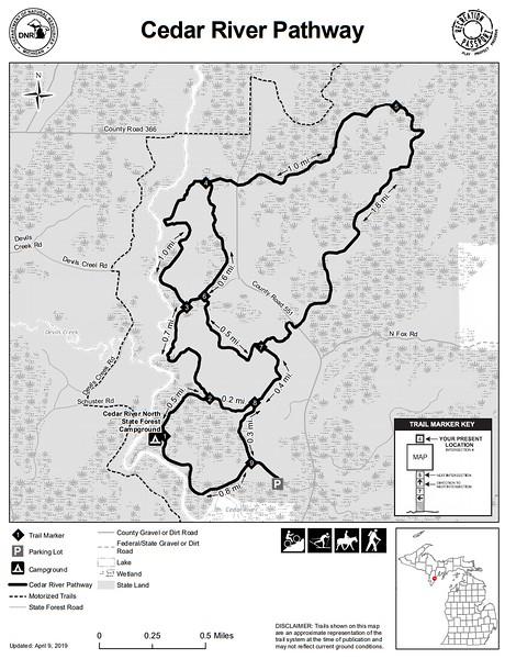 Cedar River Pathway