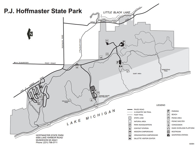 P.J. Hoffmaster State Park