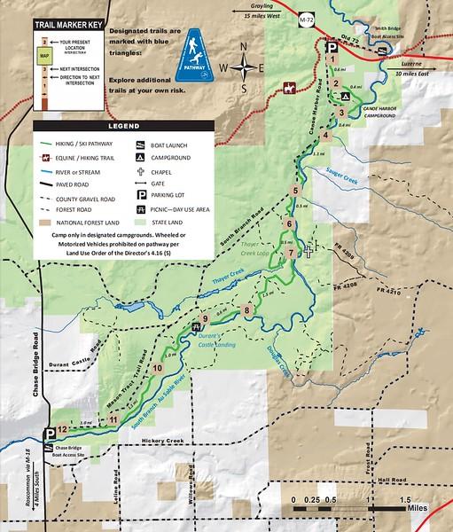 Mason Tract Pathway