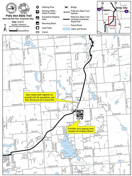 Polly Ann State Rail Trail (Section 3)