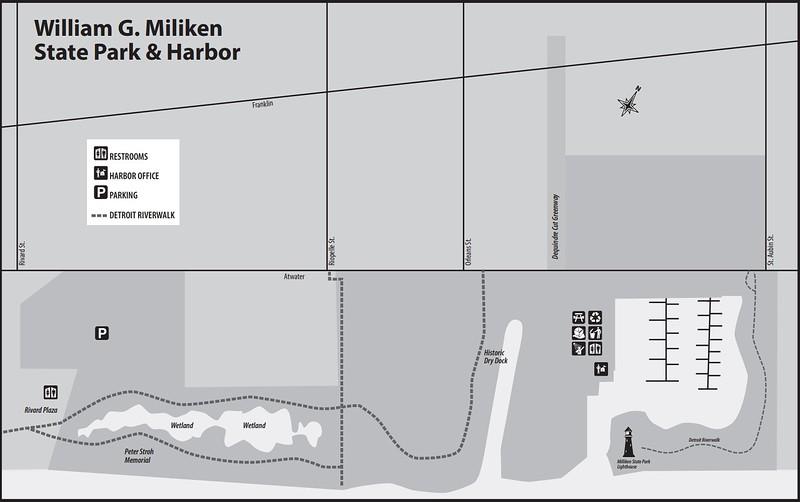 William G. Miliken State Park & Harbor