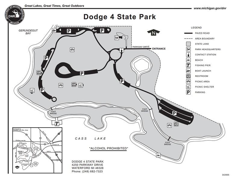 Dodge Number 4 State Park