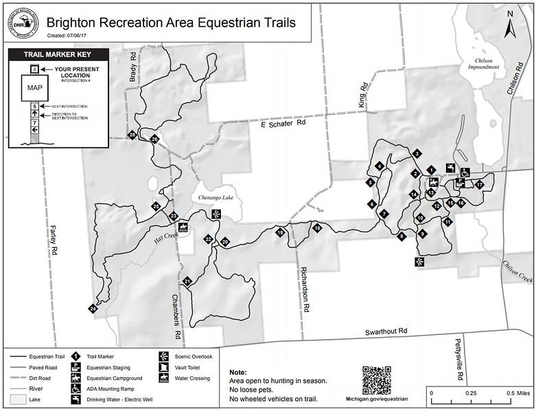 Brighton Recreation Area (Equestrian Trails)