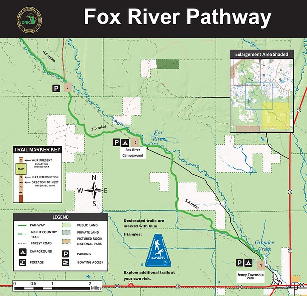 Fox River Pathway (South Section)