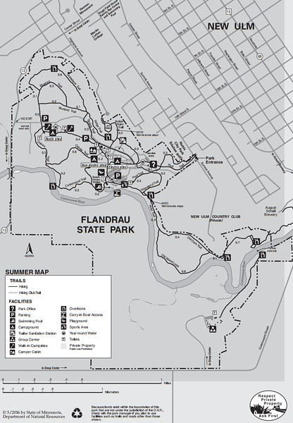 Flandreau State Park