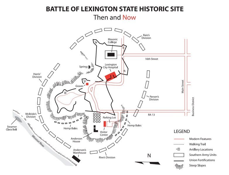 Battle of Lexington State Historic Site