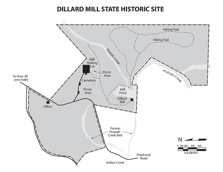 Dillard Mill State Historic Site