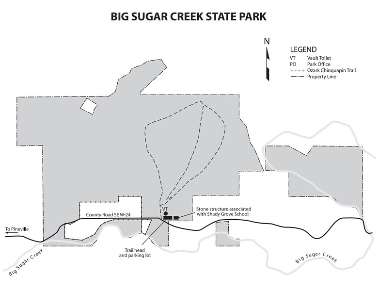 Big Sugar Creek State Park