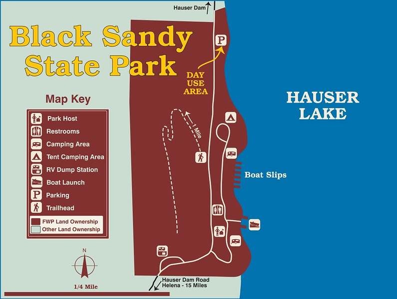 Black Sandy State Park