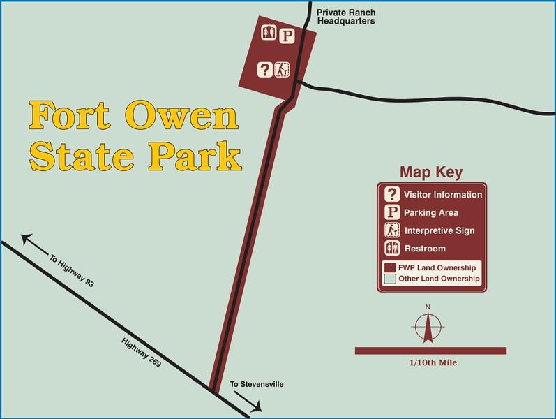 Fort Owen State Park