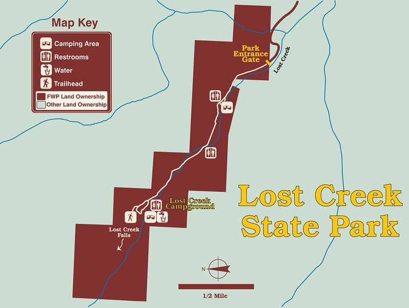 Lost Creek State Park