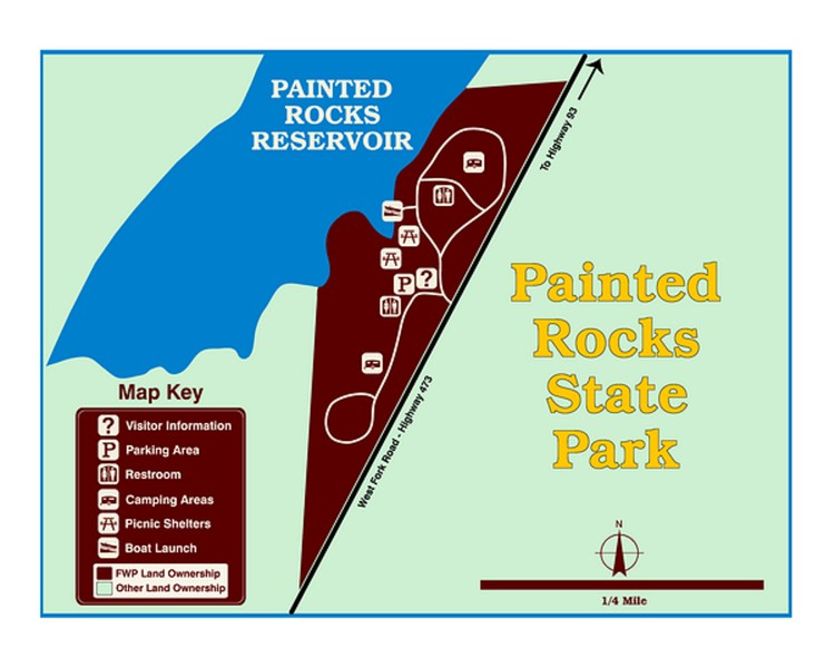 Painted Rocks State Park
