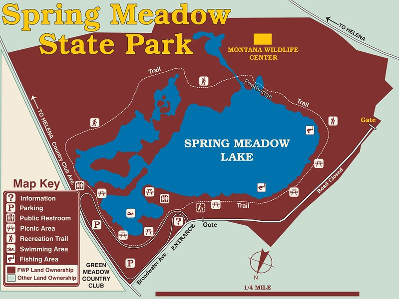 Spring Meadow Lake State Park