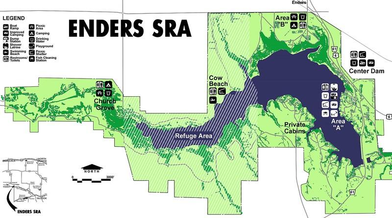 Enders Reservoir State Recreation Area