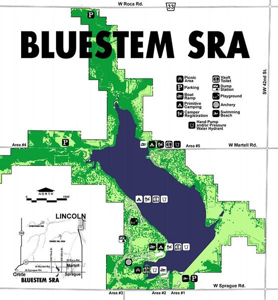 Bluestem State Recreation Area
