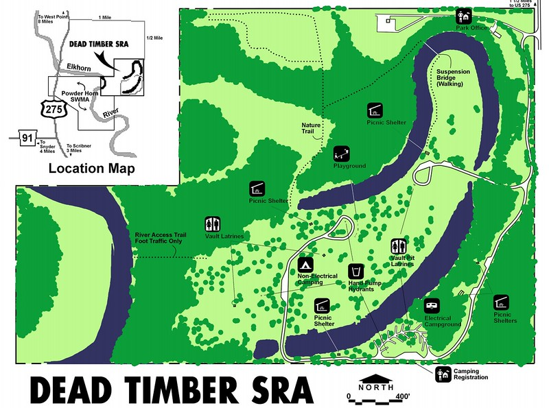 Dead Timber State Recreation Area