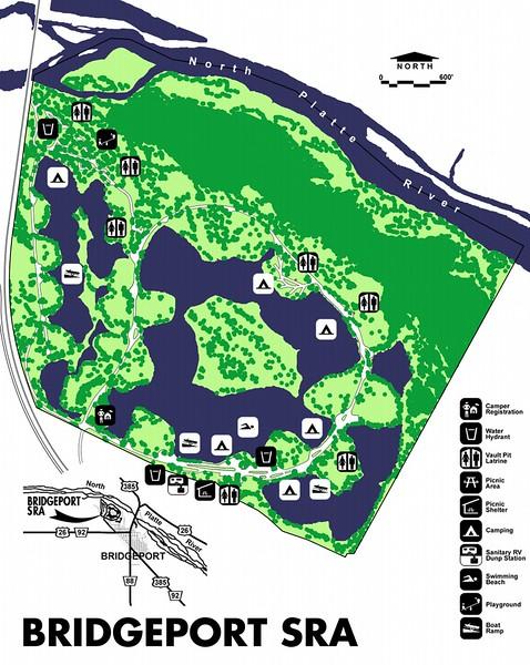 Bridgeport State Recreation Area