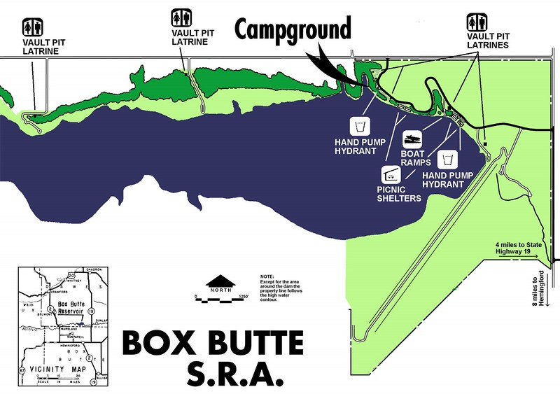 Box Butte Reservoir State Recreation Area