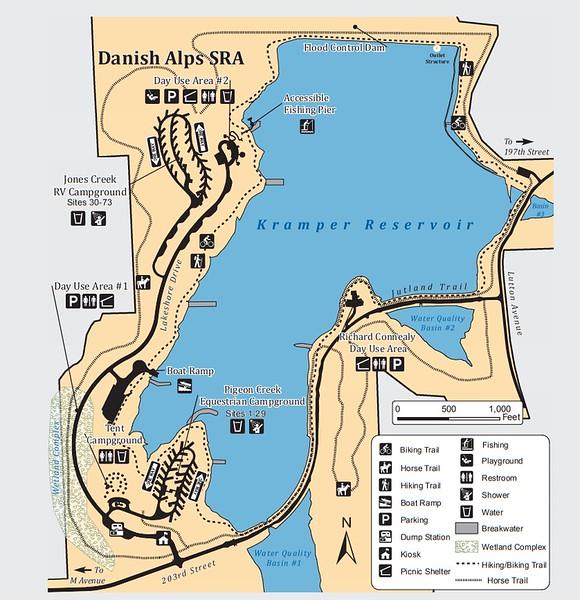 Danish Alps State Recreation Area